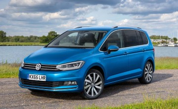 Volkswagen Touran SE Family 2.0 TDI