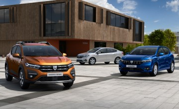 New generation Dacias revealed