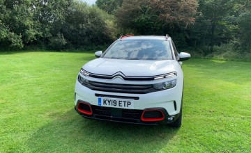 Citroen C5 Aircross Hybrid Flair