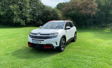 Citroen C5 Aircross Flair+ 1.5 Auto