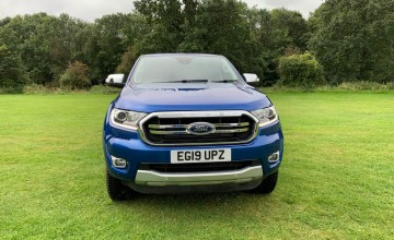 Ford Ranger Limited 2.0 EcoBlue Automatic