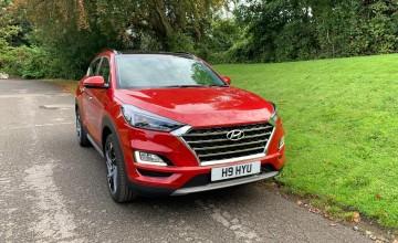 Hyundai Tucson 2.0 Premium SE