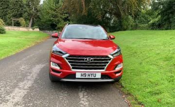 Hyundai Tucson 1.6 T-GDI Premium SE