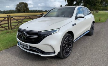 Mercedes goes electric with SUVs