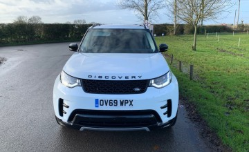 Landmark for Land Rover Discovery