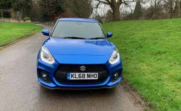 Suzuki Swift Sport 1.4 Boosterjet