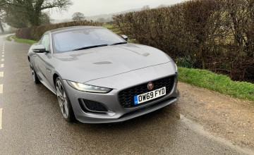 Jaguar revamps the F-Type