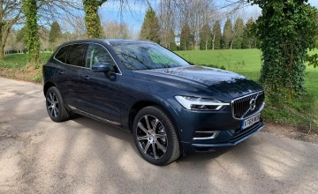 Volvo XC60 T8 Twin Engine AWD Inscription Pro