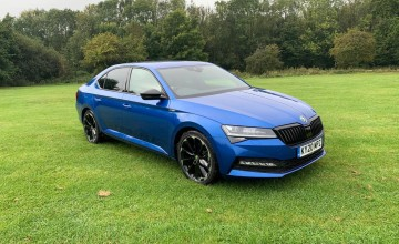 Skoda Superb Sportline Plus Hatch