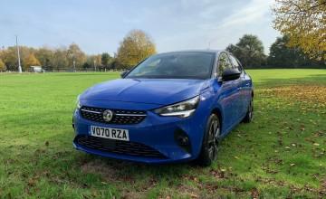 Vauxhall Corsa Elite Nav Premium 1.2