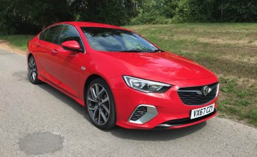 Vauxhall Insignia Grand Sport Elite Nav 1.6 Turbo