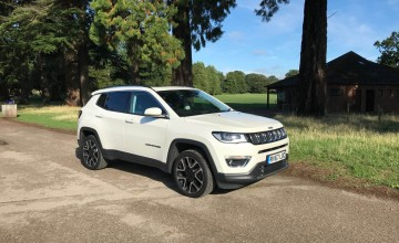 Jeep Compass 2.0 MultiJet-2 Limited