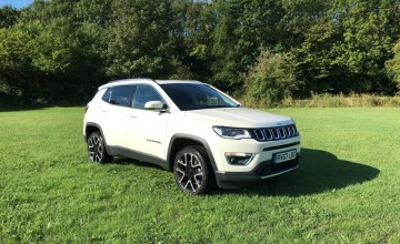 Jeep Compass 2.0-litre MultiJet-2 Limited