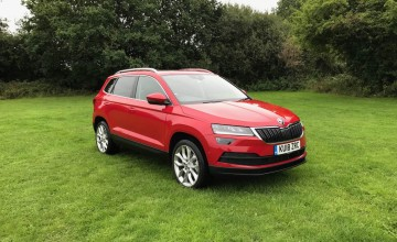 Skoda Karoq Edition 2.0 TDI 150PS 4x4 DSG