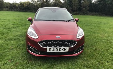 Ford Fiesta 1.0T EcoBoost Vignale