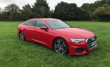 Audi A6 40 TDI S line S tronic