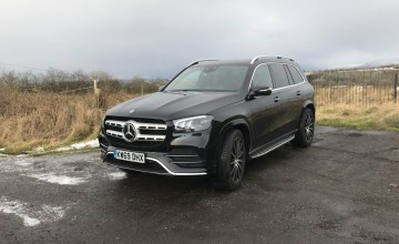 Mercedes-Benz GLS 400d 4Matic AMG Line Premium Plus