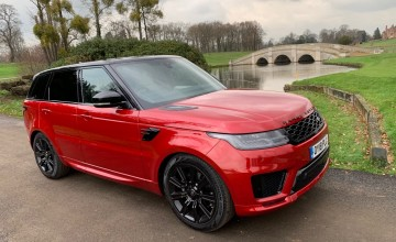 New Range Rover Sport even better