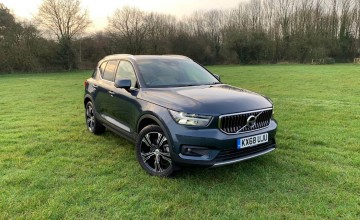 Volvo XC40 D3 AWD Inscription Pro