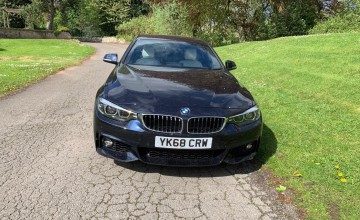 BMW 440i M Sport Gran Coupe