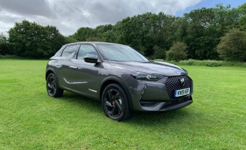DS 3 Crossback PureTech 130 Performance Line
