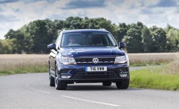Volkswagen Tiguan SE Navigation 2.0 TDI SCR 2WD 150PS
