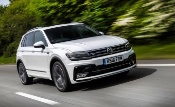 VW Tiguan gets power boost