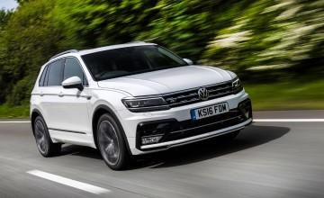 VW Tiguan gets power boost