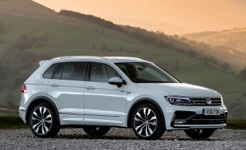 Tiguan joins VW Motability fleet