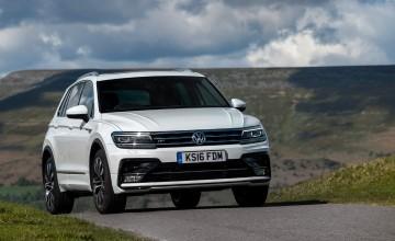 Volkswagen Tiguan 1.4 TSI SE Navigation 2WD