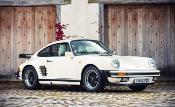 Rock star's Porsche up for grabs