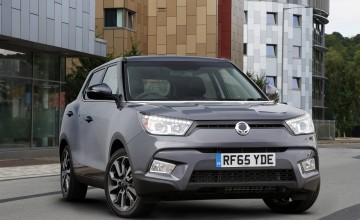 SsangYong Tivoli 2015 - Review