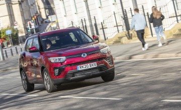 Major changes for SsangYong Tivoli