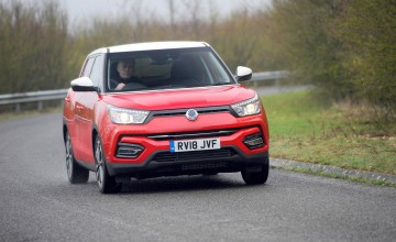 SsangYong Tivoli ELX Style 1.6 diesel