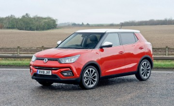 SsangYong Tivoli Ultimate