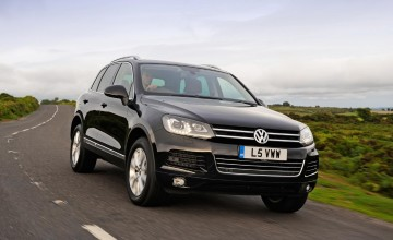 Touareg speeds up