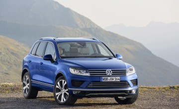 Touch of class for new Touareg