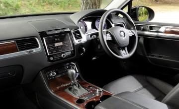 Volkswagen Touareg 3.0 V6 TDI SE