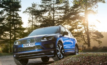 Used Car Review - Volkswagen Touareg