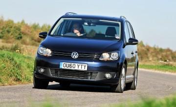 Volkswagen Touran a top midi MPV