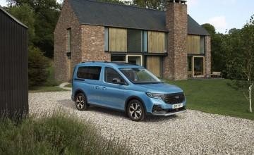 Ford launches new Tourneo MPV