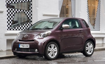 Toyota recalls iQ models