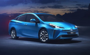 New Toyota Prius revealed in LA
