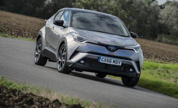 Name games for Toyota C-HR