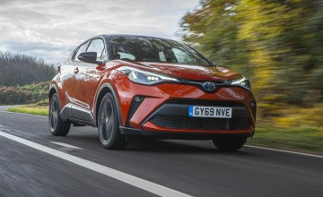 Toyota C-HR 2.0 Hybrid Orange Edition