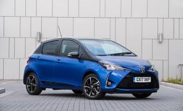 Toyota Yaris Bi-tone 1.5 Dual VVT-iE