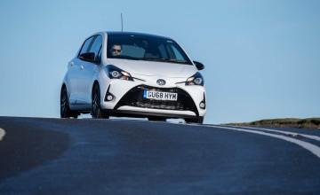 Toyota Yaris GRS hybrid