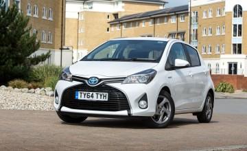 Toyota Yaris 1.5 VVT-i Hybrid CVT Excel