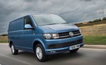 Eco tweaks for VW Transporter