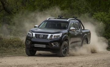 Nissan Navara goes for a Trek